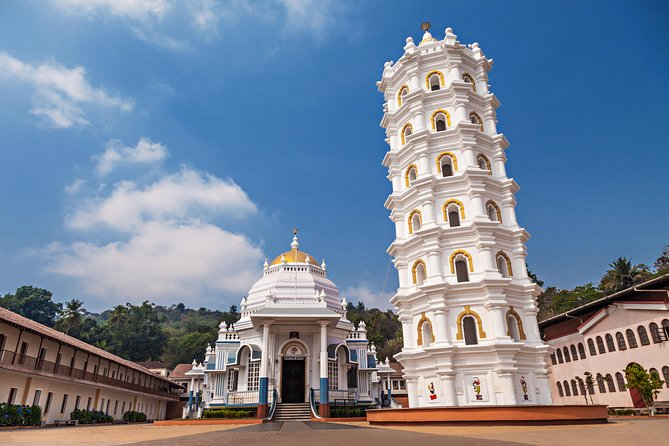 Shore Excursion: Ancestral Goa, Shantadurga Temple and Spice Village with Lunch