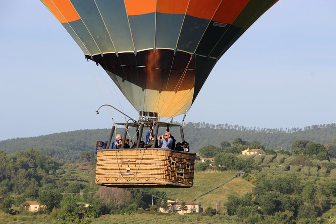 Day Trip: Hot Air Balloon Ride With Breakfast + Assisi And Spello With Lunch