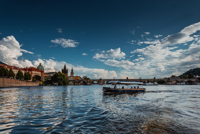 Prague Boats 1-hour Devil's Channel Cruise