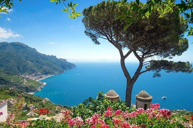Day trip from Rome: Amalfi, Positano & Sorrento + Limoncello tasting - private tour