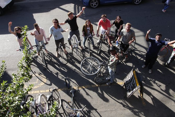East City Cycle Tour