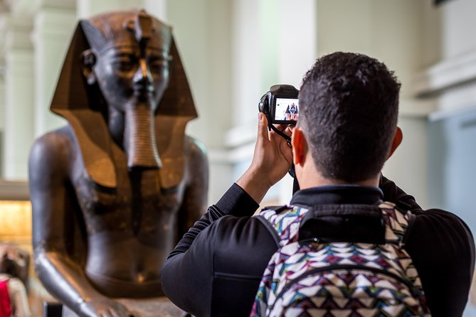 Highlights of the British Museum Private tour with Driver Guide
