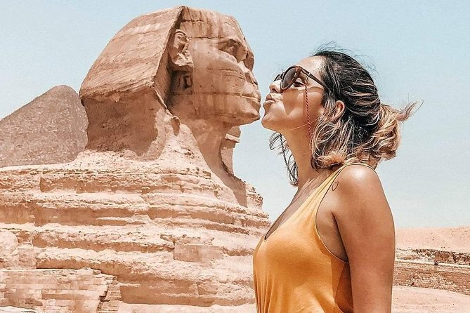 Best 2-Day Pyramids & Cairo Sightseeing with Dinner Cruise & Sound & Light Show