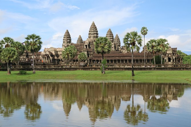Private Full-Day Tour in Angkor Temples