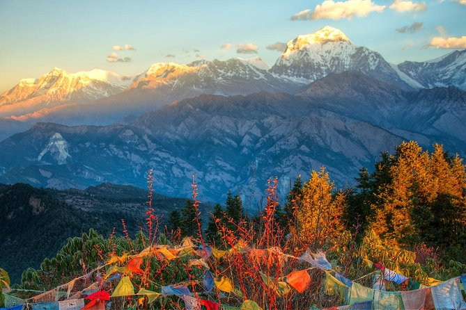 3 Nights 4 Days Ghorepani with Poonhil Trekking in Nepal