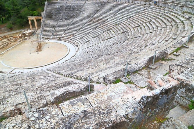 Classical Tour Greece Nafplion, Olympia, Delphi photo 3
