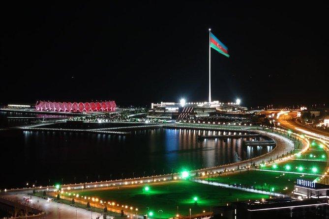 24 hours in Baku