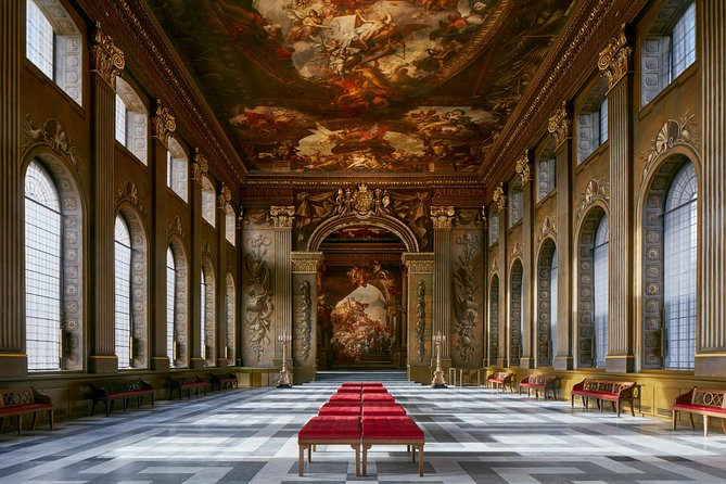 Skip the Line: The Painted Hall at the Old Royal Naval College Ticket photo 8