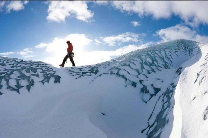 Private Glacier Hike on Sólheimajökull