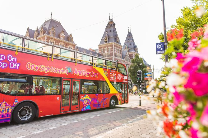 Amsterdam Super Saver: Van Gogh Museum & City Sightseeing Hop-On Hop-Off Bus photo 11