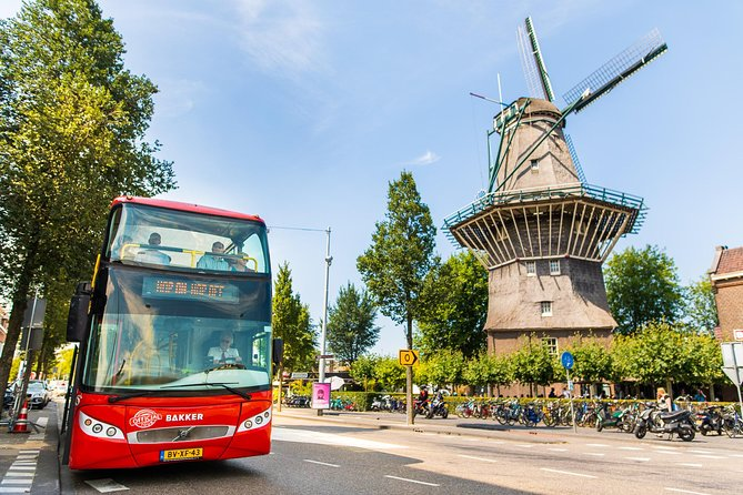 Amsterdam Super Saver: Van Gogh Museum & City Sightseeing Hop-On Hop-Off Bus photo 10