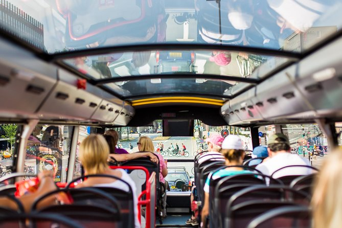 Amsterdam Super Saver: Van Gogh Museum & City Sightseeing Hop-On Hop-Off Bus photo 7