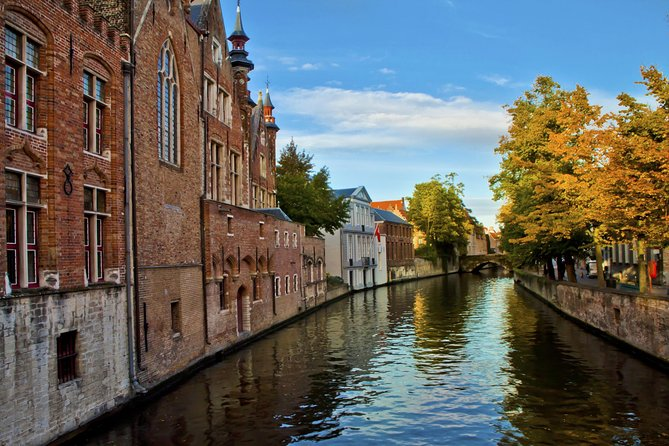 Bruges Independent Day Trip with Optional Audio Guide from Paris photo 2