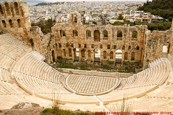 Athens Half Day Private Tour photo 3