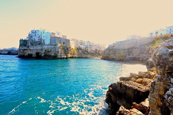 Two Days Tour Including Boat-ride in Polignano