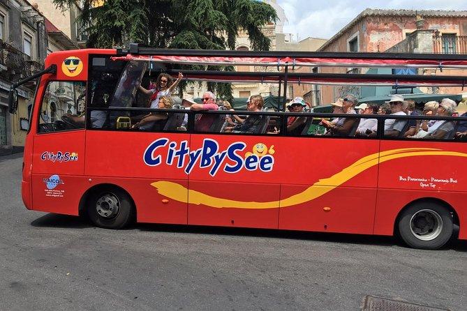 CityBySee Taormina Hop On-Hop Off 2 Dages Billet