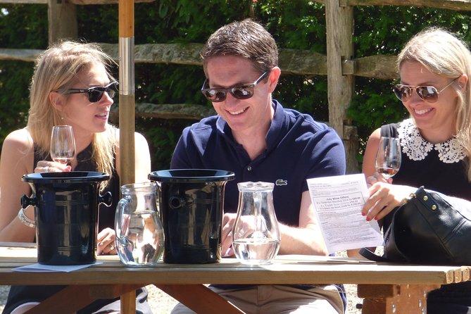 Tour de vinhos da adega de Londres