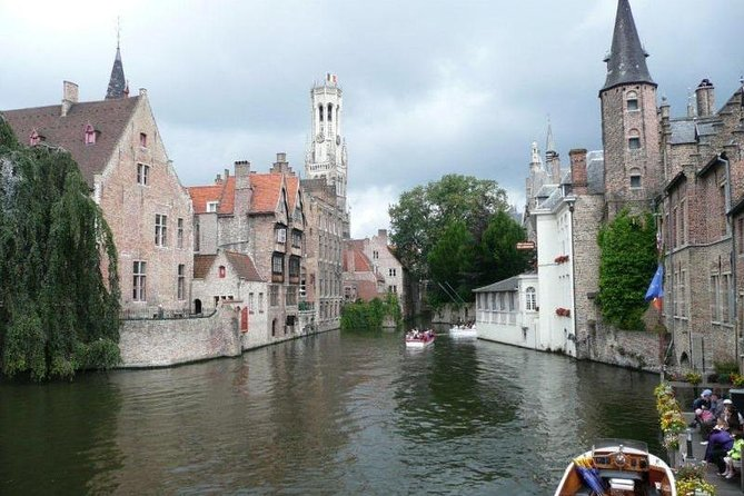 Bruges - Day Tour From Brussels