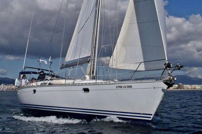 Palma Bay Sailboat cruise from Playa de Palma
