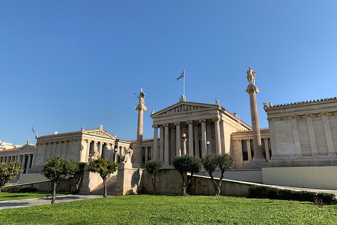 Best of Athens and National Archaeological Museum Private Tour