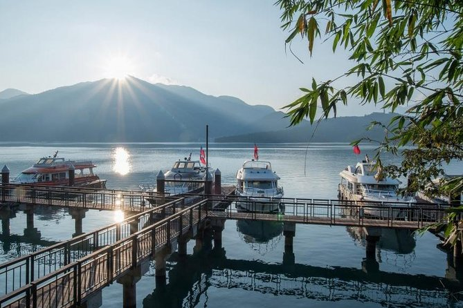 1-day Tour to Sun Moon Lake from Taipei by High Speed Rail