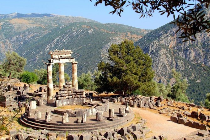 Classical Tour Greece Nafplion, Olympia, Delphi photo 2