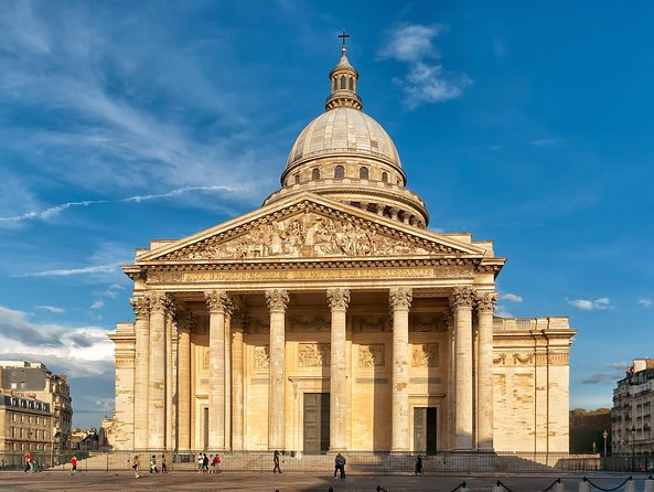 Paris Highlights Immersive Coach Tour with Histopad
