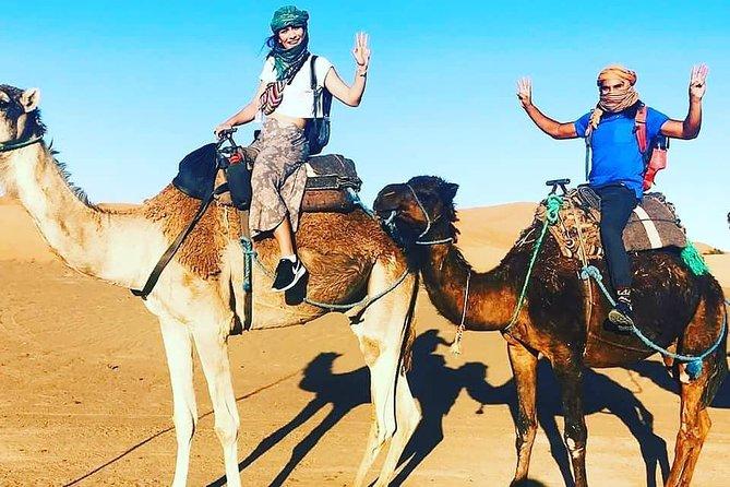 3 days Desert tour from Fez to Marrakech via Merzouga