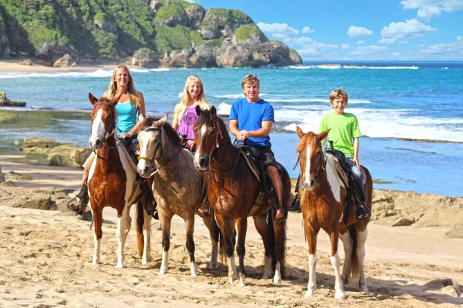 Horseback Riding On Secluded Beaches, Tropical Forests, And More...