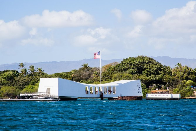 USS Arizona Memorial Narrated Tour and Pearl Harbor Virtual Reality Center photo 12