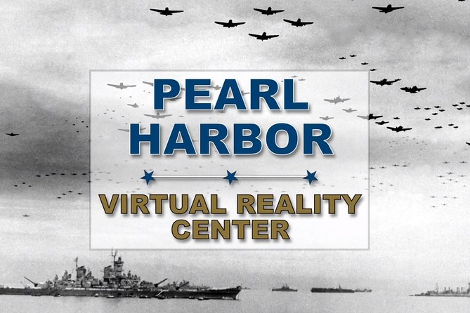 USS Arizona Memorial Narrated Tour and Pearl Harbor Virtual Reality Center photo 8