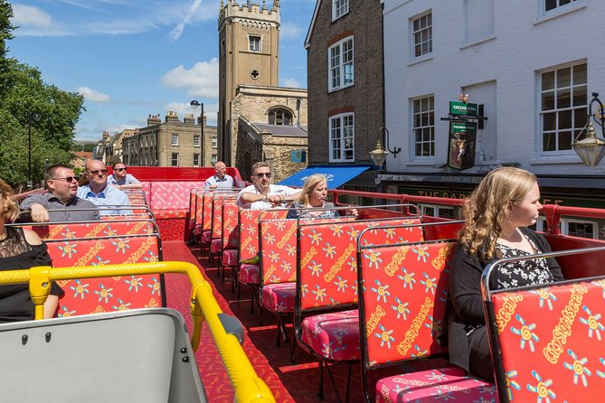 City Sightseeing Cambridge Hop-On Hop-Off Bus Tour photo 4