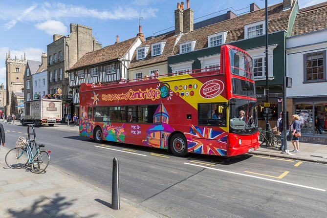 City Sightseeing Cambridge Hop-On Hop-Off Bus Tour photo 7