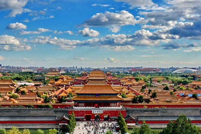 3-Day Private Tour of Beijing UNESCO World Heritage Sites with Peking Duck+Show