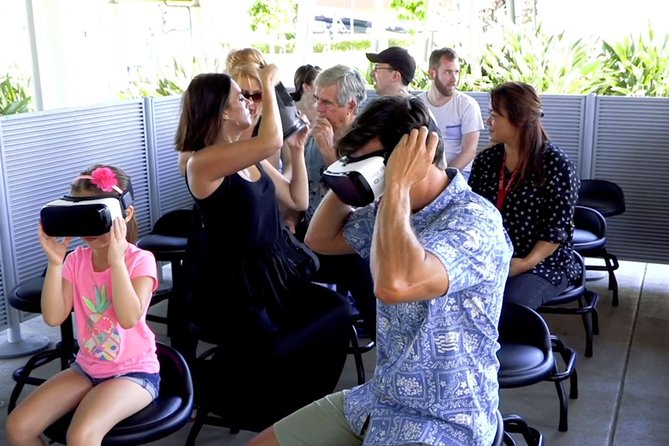 USS Arizona Memorial Narrated Tour and Pearl Harbor Virtual Reality Center photo 3
