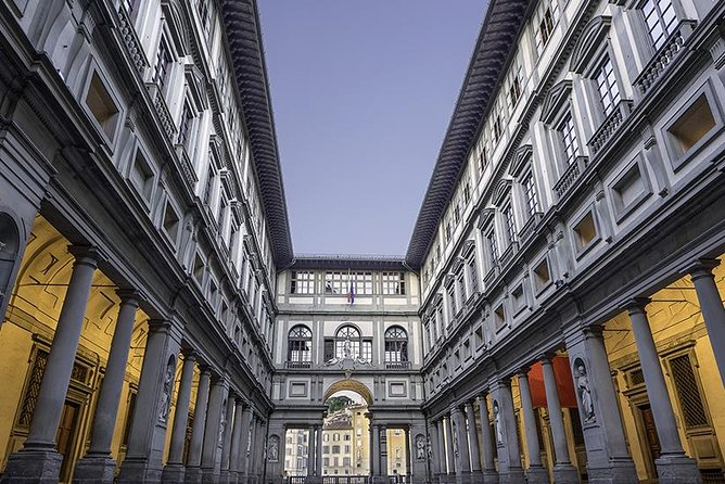 Uffizi Gallery Admission Ticket in Florence photo 3