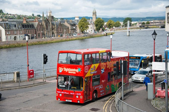 City Sightseeing Inverness Hop-On Hop-Off Bus Tour photo 8