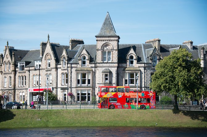 City Sightseeing Inverness Hop-On Hop-Off Bus Tour photo 2