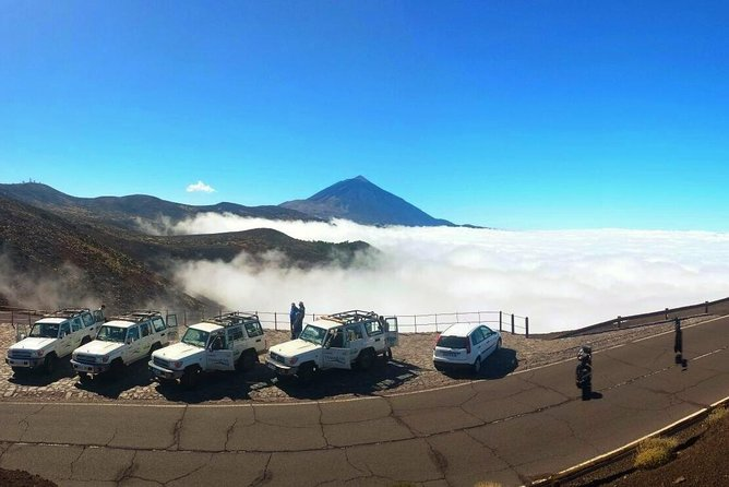 Jeep Tour in Tenerife to Teide National Park and Masca from the South