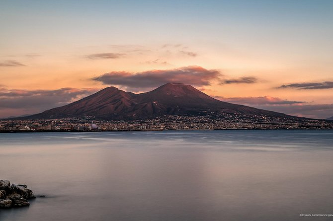 MT  VESUVIUS HD TOUR - from Sorrento