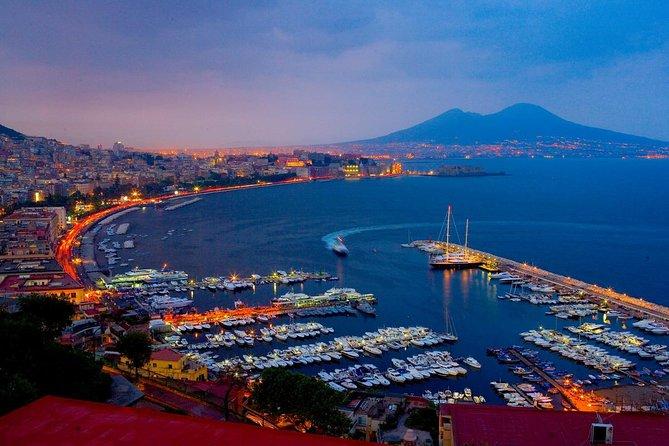 Naples Pompeii and pizza