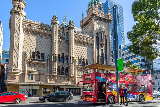 City Sightseeing Melbourne Hop-On Hop-Off Bus Tour photo 4