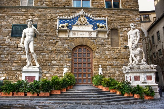 Florence Accademia Tour with Digital City Map and Audio Guide
