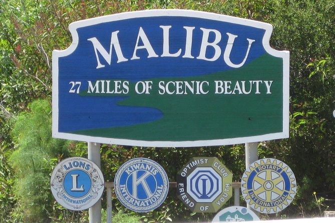 Malibu Celebrity Homes Tour & 48 timmars Hop på Hop utanför Los Angeles