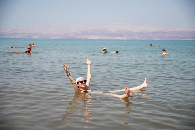 Guided Tour of Great Salt Lake from Salt Lake City