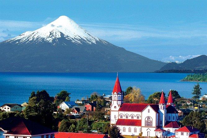 Excursão por Puerto Montt e Puerto Varas saindo de Puerto Varas