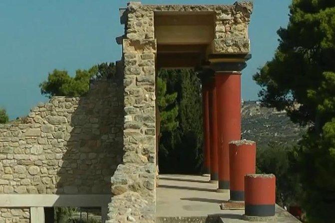 Guided Tour to Knossos Museum & Heraklion