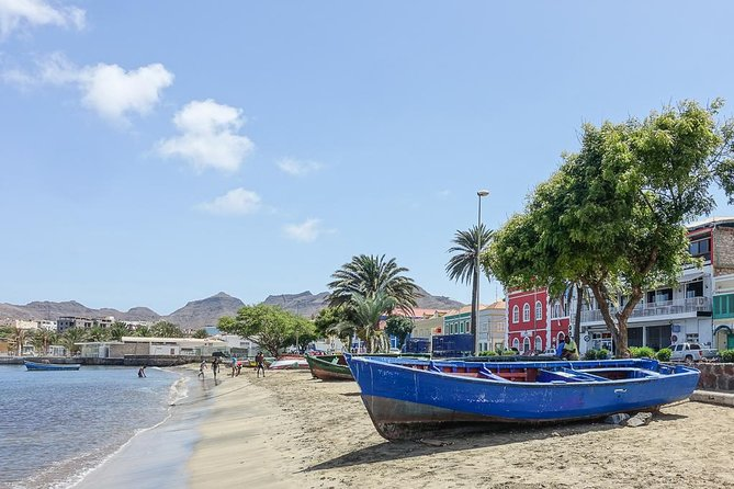 Sao Vicente Half Day Island Tour