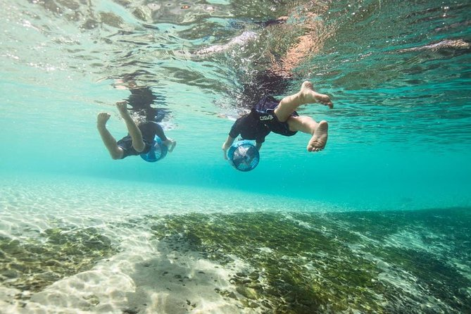 Power Seascooter Rental - Self Guided Snorkeling Tour in Sapphire Beach