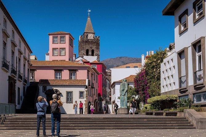 Old Funchal Walking Tour